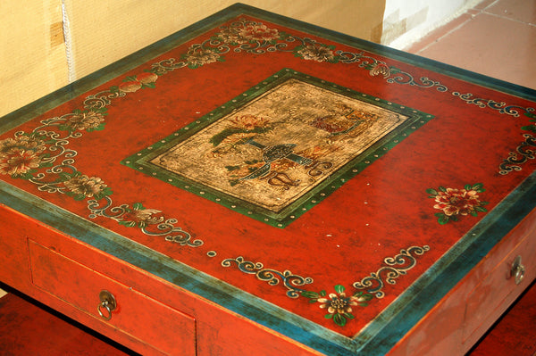 Mongolian Coffee Table