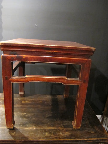 Chinese Antique Wooden Stool