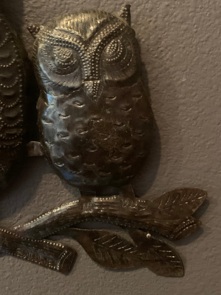 Hand Crafted Owls