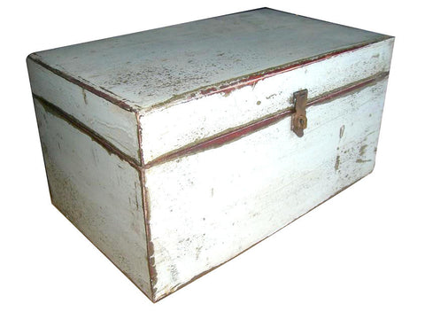 Large White Box