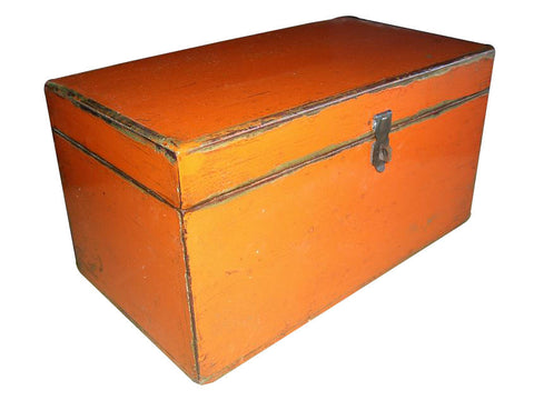 Medium Orange Box