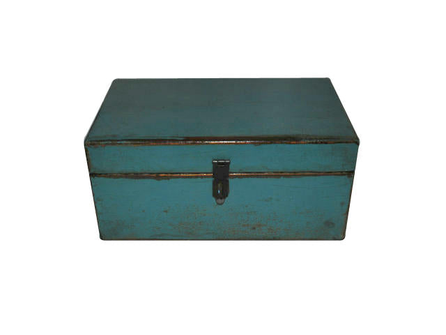 Large Blue Box