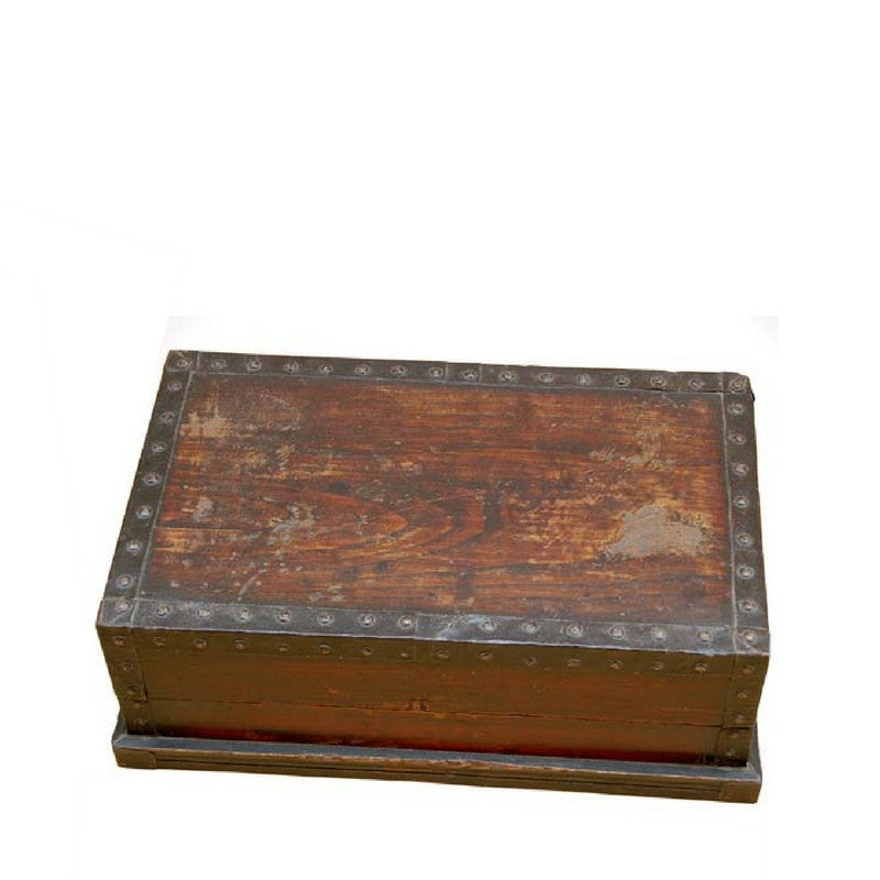 Chinese Antique Food Box