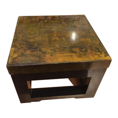 Chinese Courtyard Stone Coffee Table