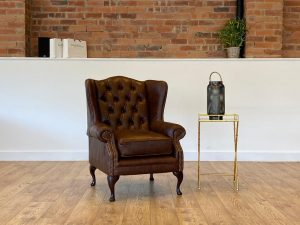 Highclere Chair in Amalfi Whiskey
