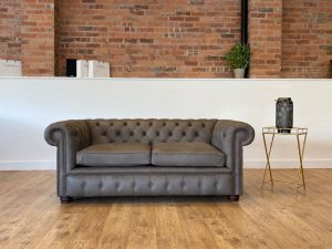 leather chesterfield sofa made in england