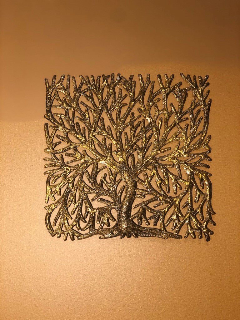 "10"" Square Tree of Life"