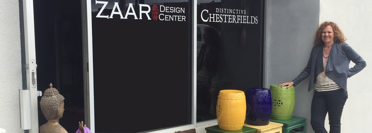 Shop Distinctive Chesterfields at Zaar Design Center