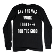 All Things Work Together Adult L/S Shirt