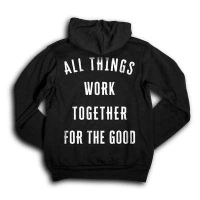 All Things Work Together Adult Pullover