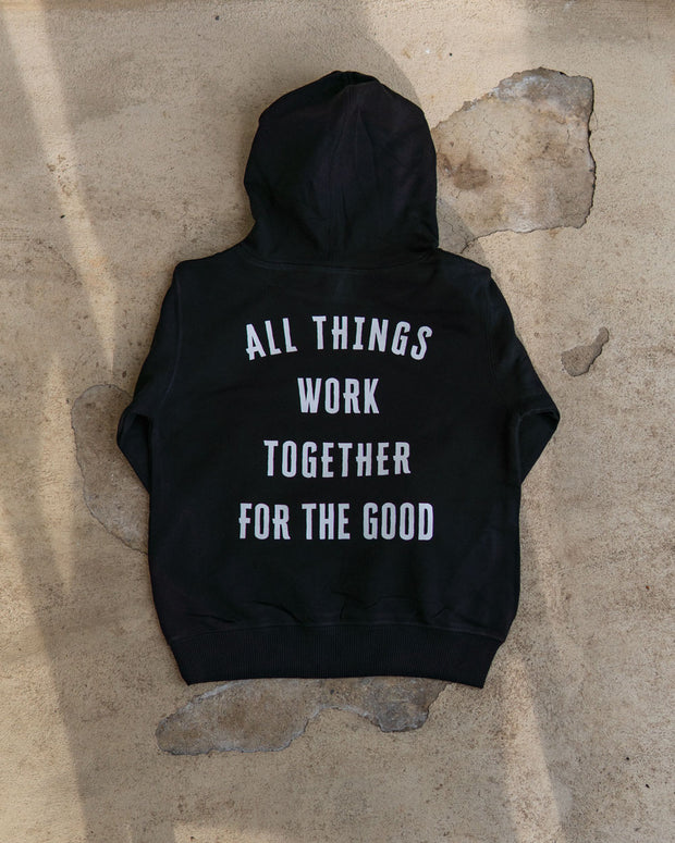 All Things Work Together Kids Hoodie