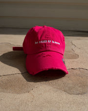 Be Still & Know Adult Dad Hat (Distressed)