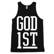 God 1st Tank - Beacon Threads - 4T / Black - 1