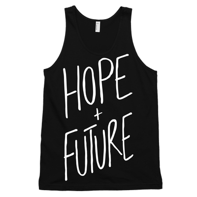 Hope + Future Tank - Beacon Threads - 2T / Black