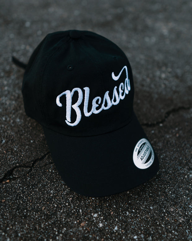 Blessed Adult Dad Hat