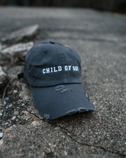 Child of God Adult Dad Hat (Distressed)