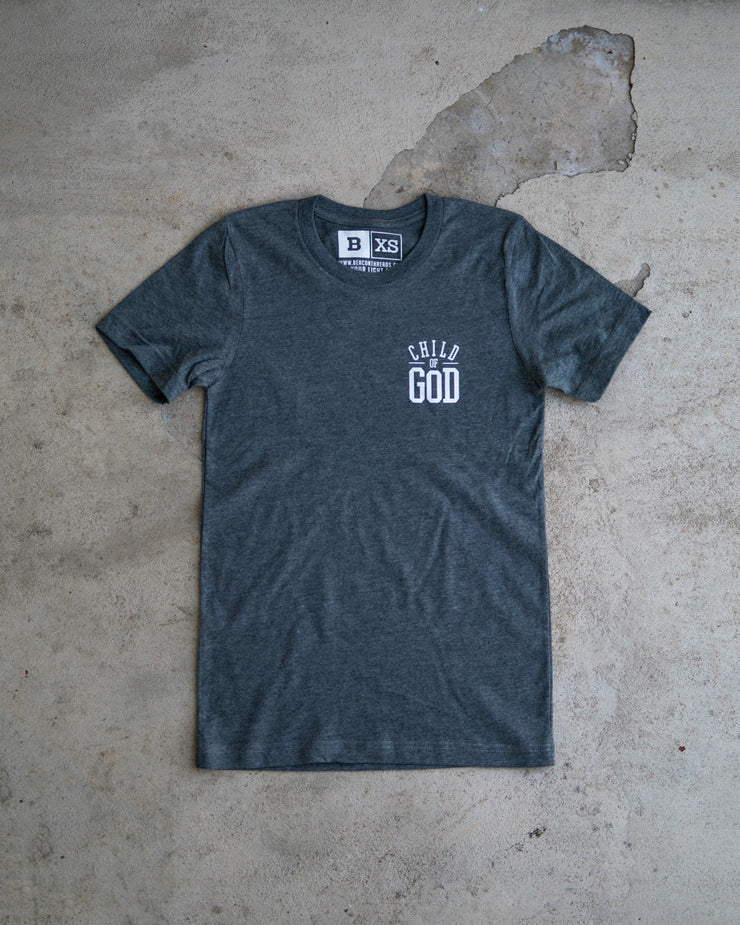 Child Of God Adult Pocket T-shirt