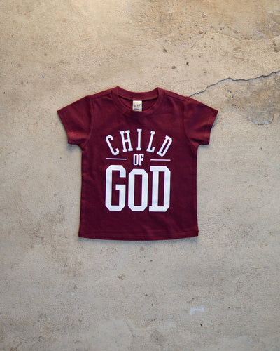 Child of God Infant T-shirt