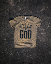 Child of God - Vintage Wash Kids T-shirt
