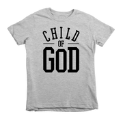Child of God Tee - Beacon Threads - 2T / Grey w/ Black Lettering - 3