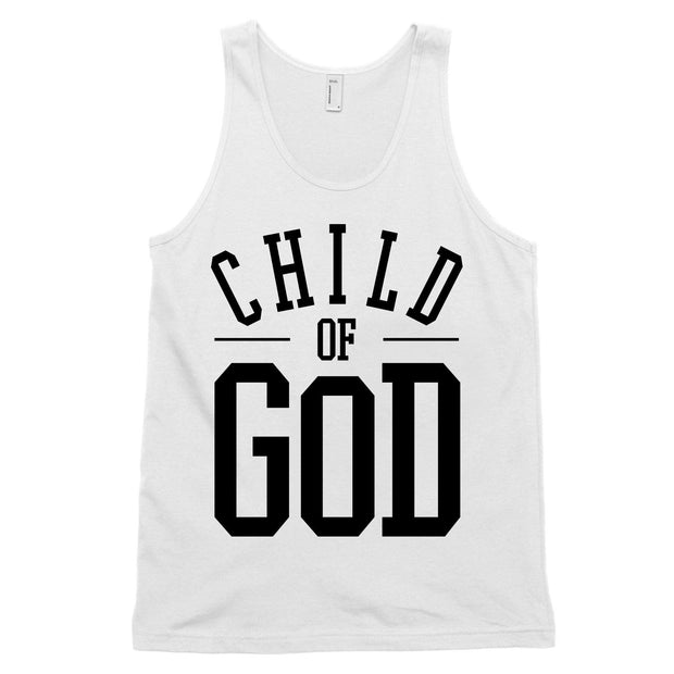 Child of God Kids Tank