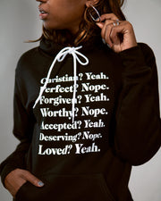 Christian? Yeah. Adult Pullover