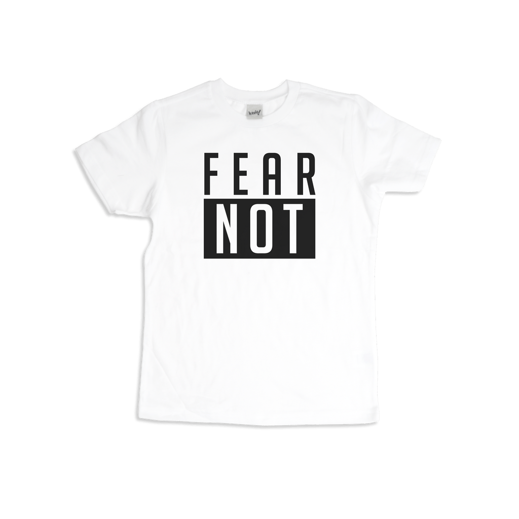 Fear Not Kids T-shirt