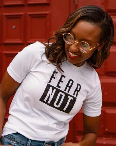 Fear Not Adult T-Shirt