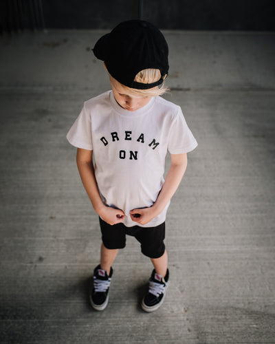 Dream On Kids T-shirt