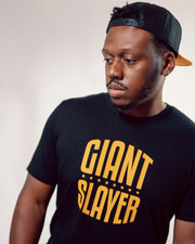 Giant Slayer Adult T-shirt