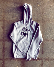 Give Thanks Kids Hoodie