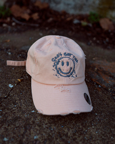 God's Got This Adult Dad Hat (Distressed)