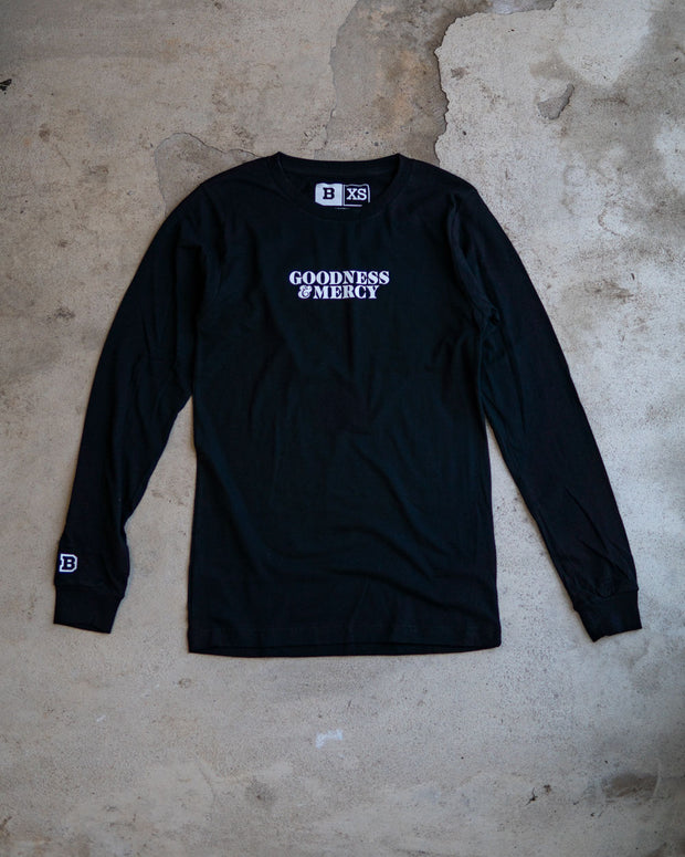 Goodness & Mercy Adult L/S Shirt