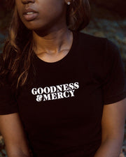 Goodness & Mercy Adult T-Shirt