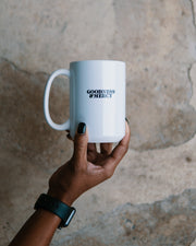 Goodness & Mercy 15oz Mug
