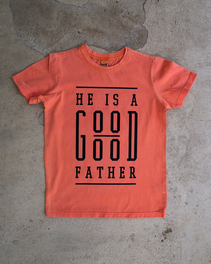 8dfb1b3a He Is A Good Good Father Kids T-shirt – Beacon Threads
