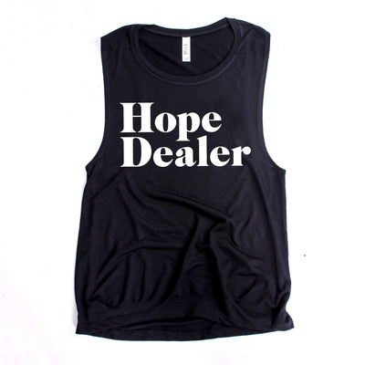 Hope Dealer Women's Muscle Tank