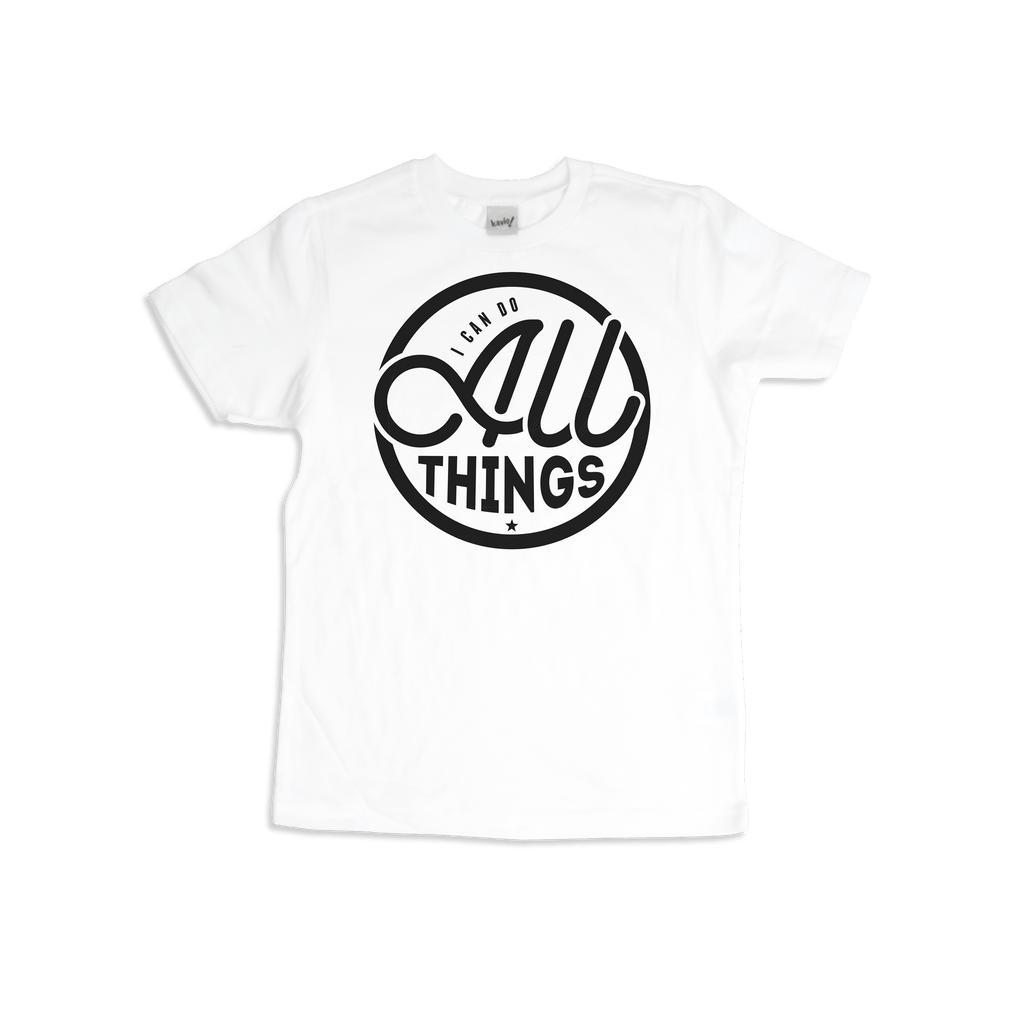 I Can Do All Things Kids T-shirt