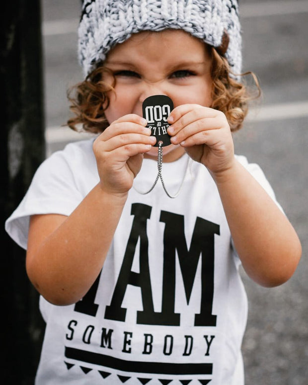 I Am Somebody Kids T-shirt