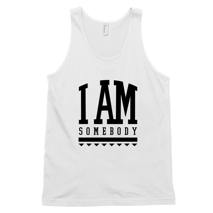 I Am Somebody Kids Tank