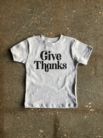 Give Thanks Kids T-shirt