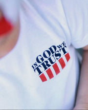 In God We Trust Kids T-shirt