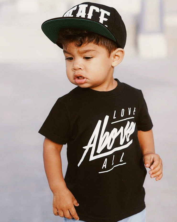 Love Above All Kids T-shirt
