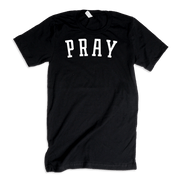 Pray Adult T-Shirt