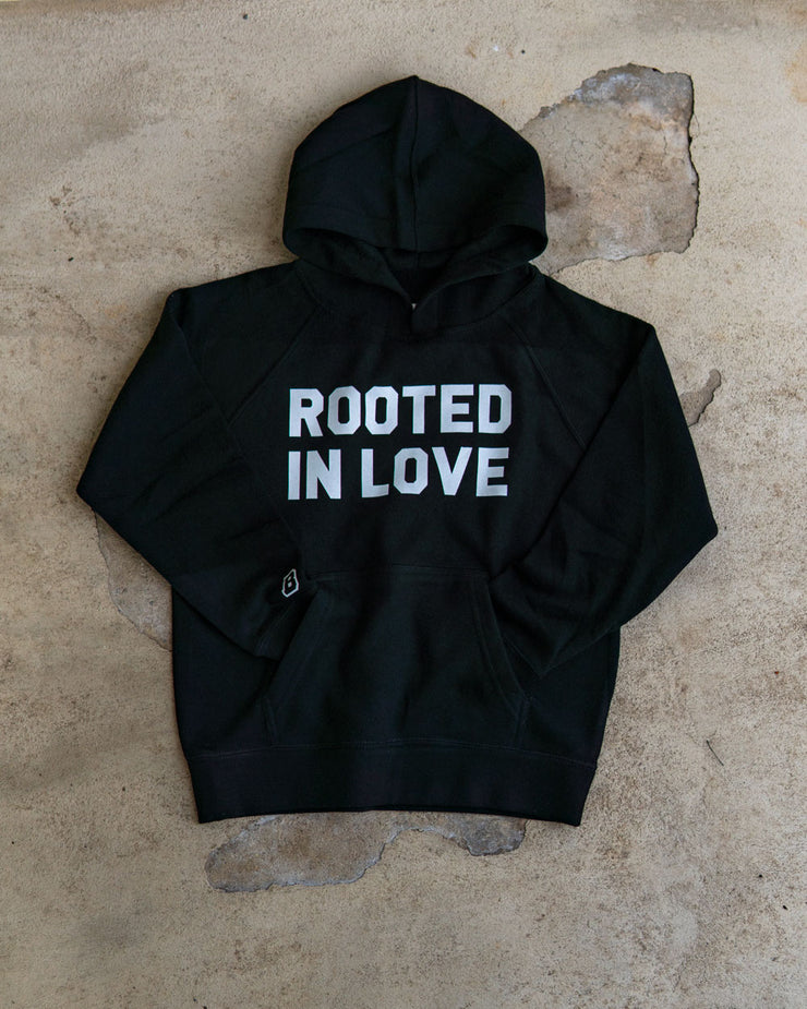 Rooted In Love Kids Hoodie