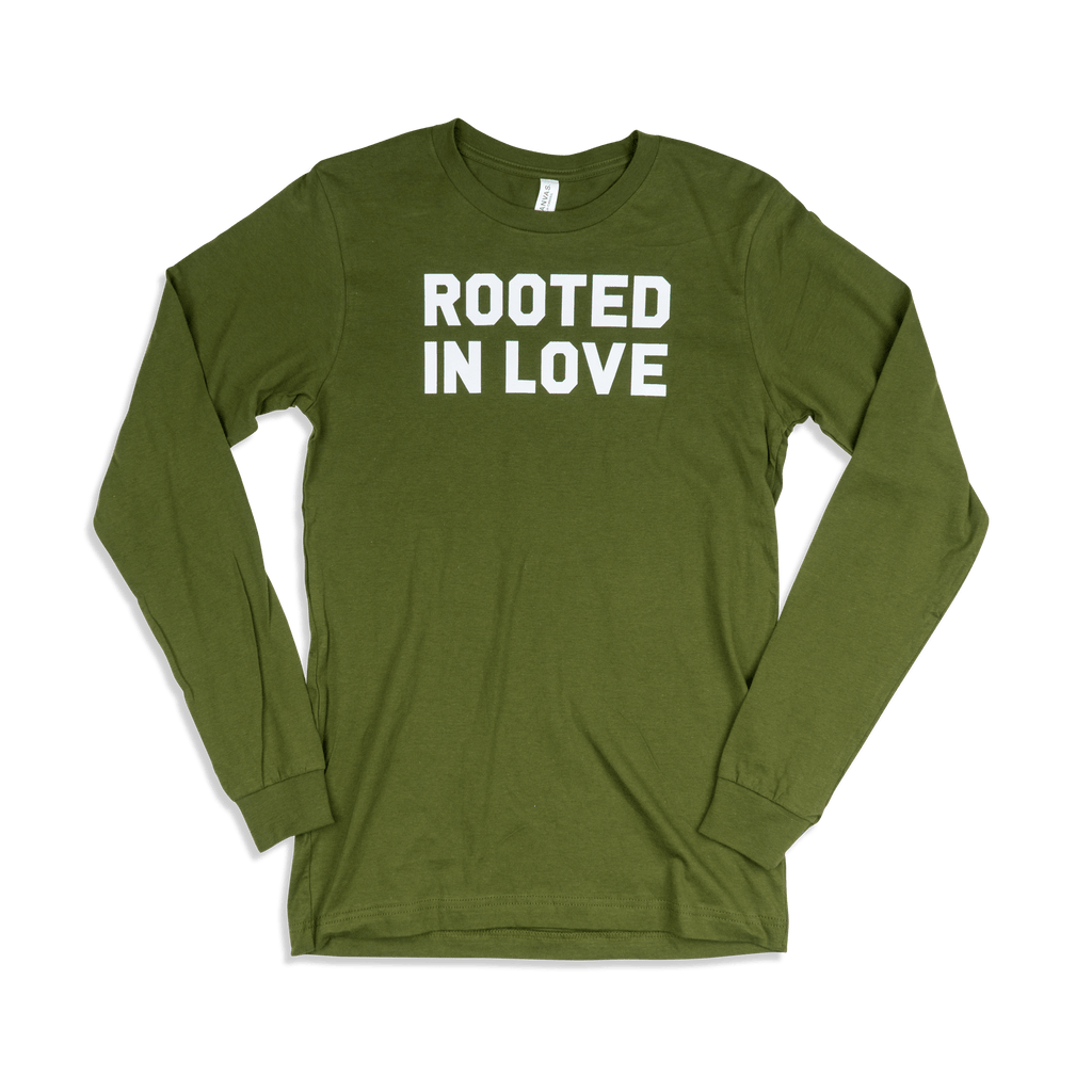 Rooted In Love Adult L/S Shirt