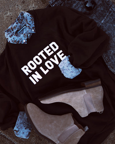 Rooted In Love Adult Sweatshirt