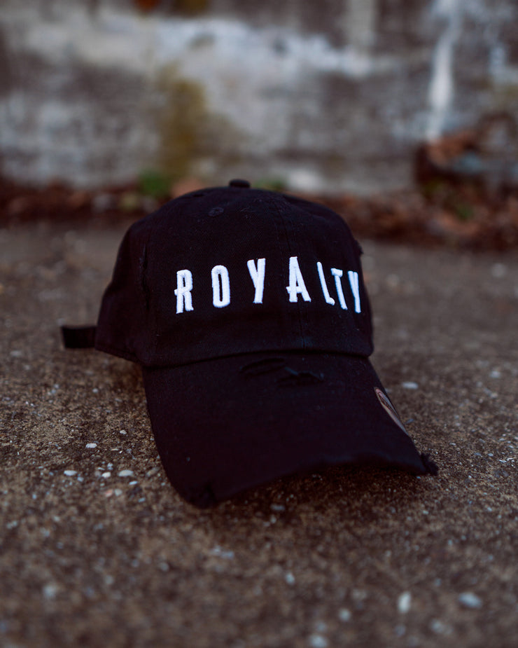 Royalty Adult Dad Hat (Distressed)