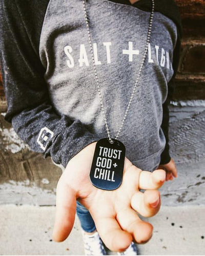 Trust God + Chill Chain