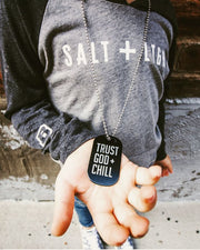 Salt + Light Kids Hoodie